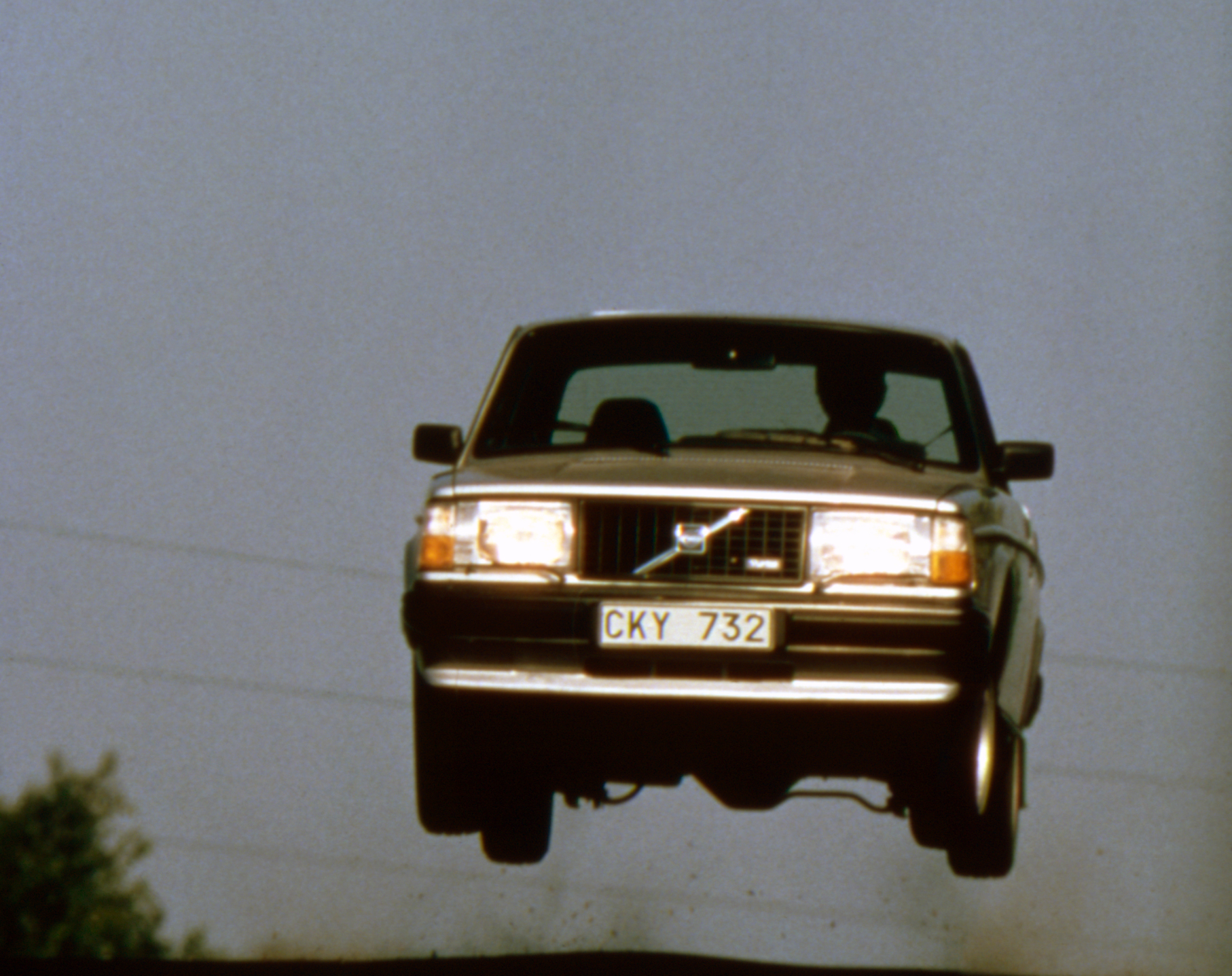 Special Exhibition about Volvo 240 - Volvo Museum